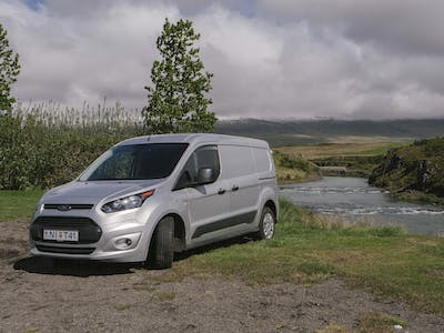 Ford Transit Connect Automatic Camper  2017