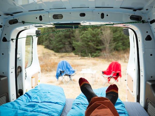 Solstice Campers