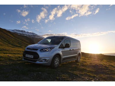 Ford Transit Connect Automatik Camper 2017