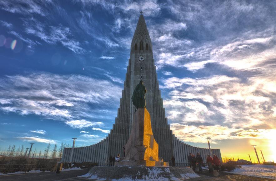 冰島雷克雅維克
