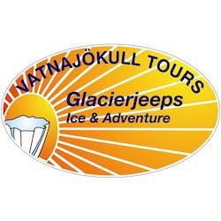 Glacier Jeeps - Ice & Adventure logo