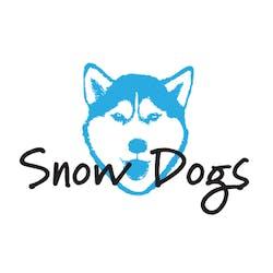 Snow Dog logo