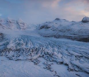夏のセット割|インサイド・ザ・ボルケーノ、シュノーケリング、氷河ハイキング 3in1(現地集合)