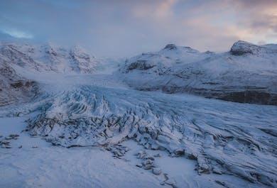 Pack 3 activités   Volcan, snorkeling et rando sur glacier au Solheimajokull