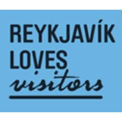 Visit Reykjavik logo