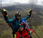 Feel the adrenaline surging through your veins on a paragliding tour.