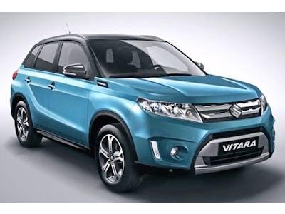 Suzuki Vitara 4x4  Automatic (FREE GPS) 2016- 2017