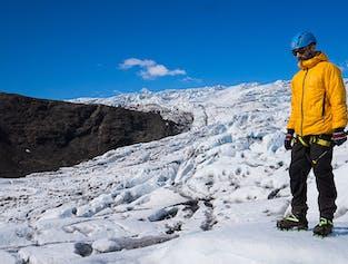Randonnée sur le glacier Vatnajökull | Loin de la foule | Niveau modéré