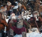 The 13 Yule Lads of Iceland.