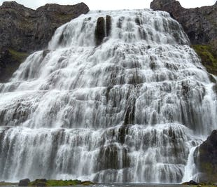 Wasserfall Dynjandi & Westfjorde Landausflug - Deutsch