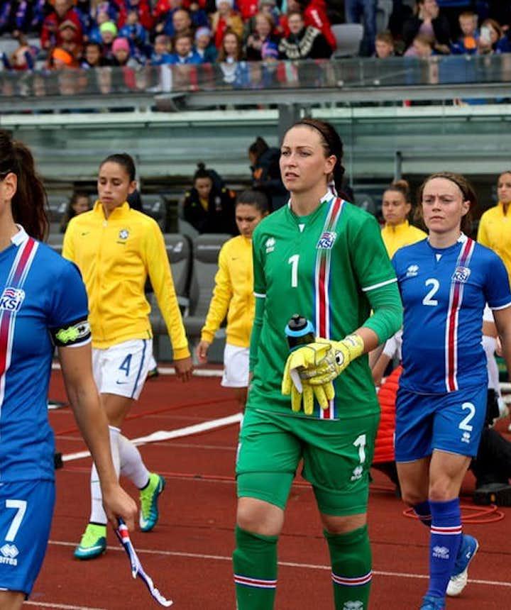 冰島國家女子足球隊