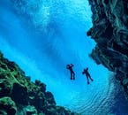 Silfra is known as Iceland's premier diving and snorkelling site.