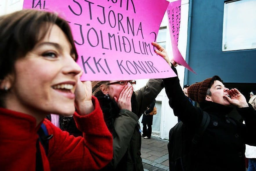 Icelanders are rightfully proud of their progressive and equal culture; with that being said, the fight for social justice still rages across the country.