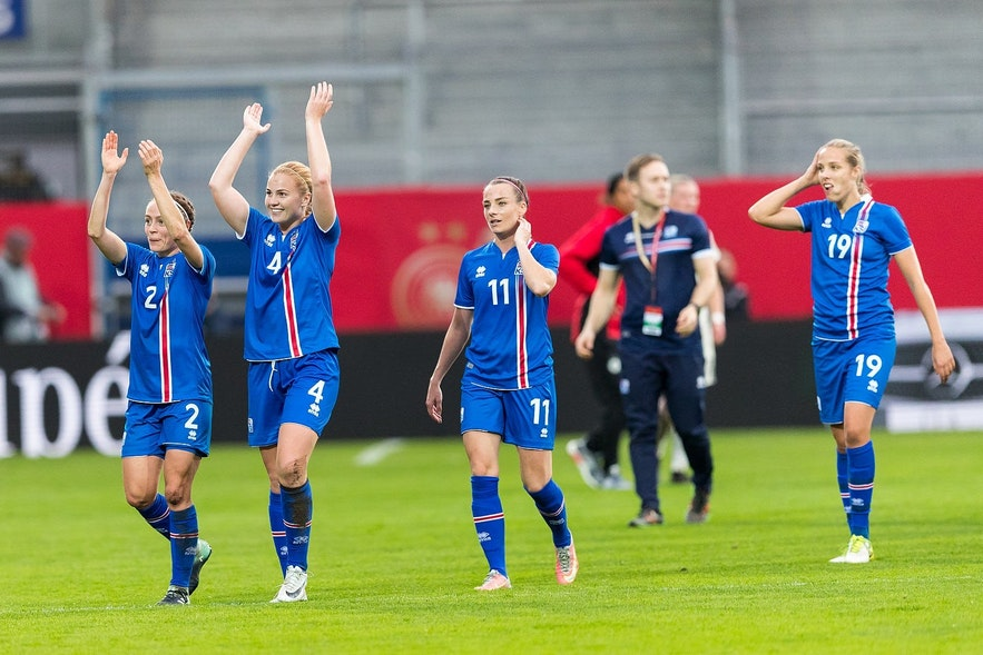 アイスランド代表女子サッカーチーム