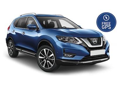 Nissan X-Trail (gratis Navi, 2018-2019) 2018