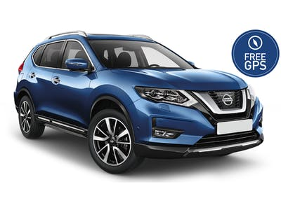 Nissan  X-Trail FREE GPS (2018-2019) 2018