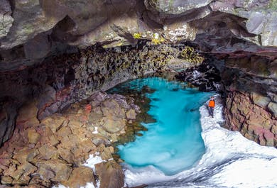 Super Jeep Tour From Husavik Village   Craters & Caves