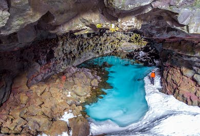 Super Jeep Tour From Husavik Village | Craters & Caves