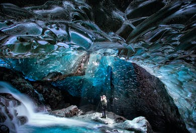 10 Day Photography Workshop | Winter in Iceland with Ice Cave