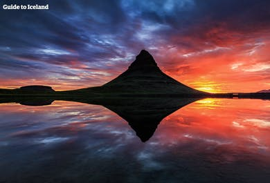 Kayaking Under Mt. Kirkjufell | Midnight Sun Adventure