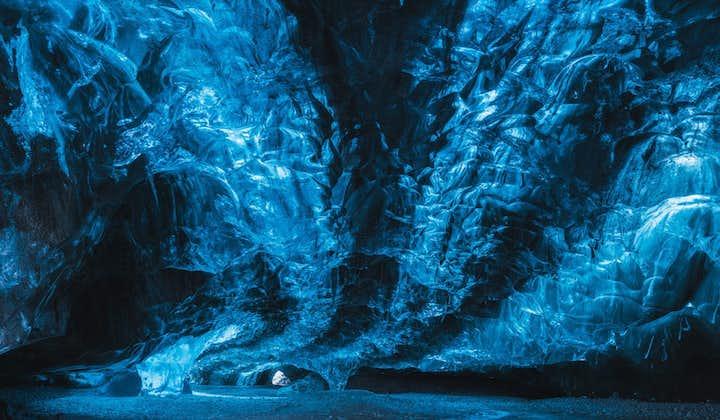 3 w 1 połączone wycieczki ze zniżką: 2 wędrówki po lodowcu i jaskinia Blue Ice w Vatnajökull