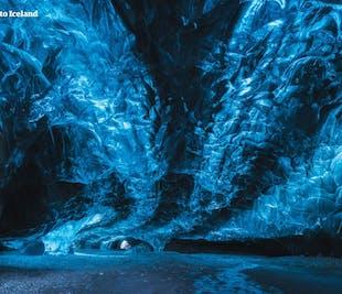 겨울 액티비티 3개) 솔헤이마요쿨과 스카프타펠 빙하 하이킹, 얼음 동굴 방문까지