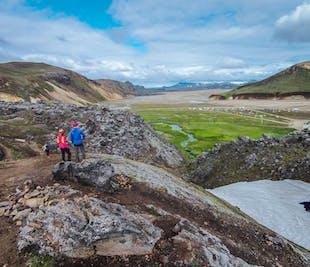 Mt. Hekla and Landmannalaugar | Private Super Jeep Tour