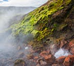 You will have firsthand experience of Iceland's geothermal valleys.