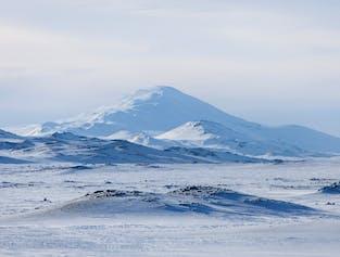 参加这个冰岛超级吉普三日游,领略冰岛冬季的绝美景色
