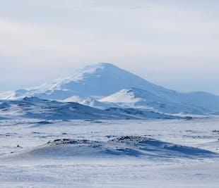 3 jours d'aventures en hiver | Cercle d'Or, Hautes Terres, rando sur glacier et grotte de glace