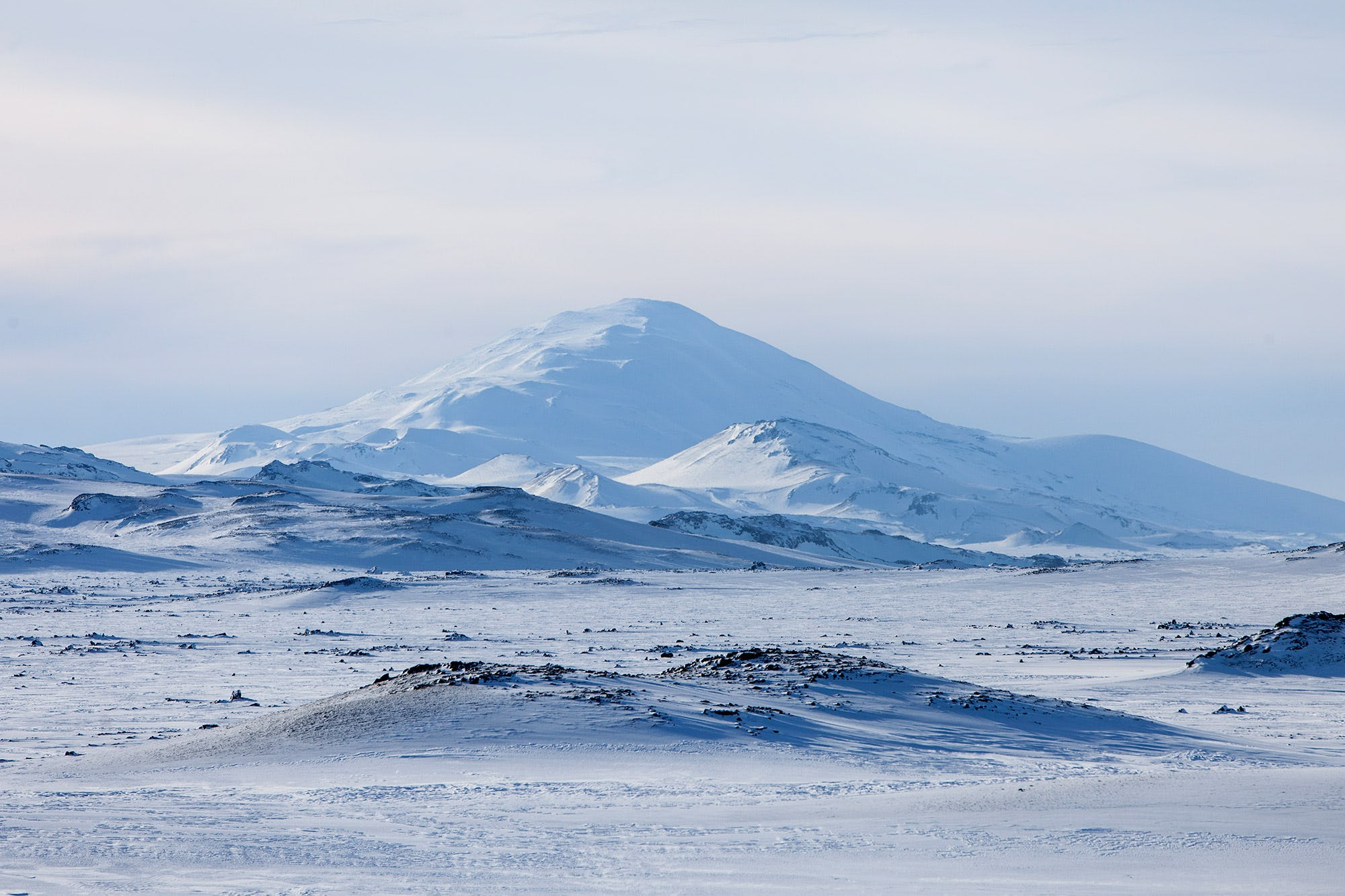 See the best of Iceland in the winter with this exciting 3-day super jeep tour.
