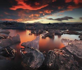 8日間写真撮影ツアー 夏のアイスランドを満喫