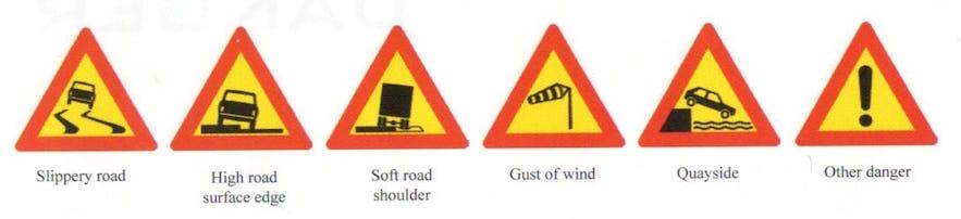 Wynajmij samochód i sprawdź obowiązujące znaki drogowe