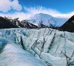 Wycieczki po lodowcu w Skaftafell to idealna okazja, aby zobaczyć surową islandzką przyrodę z bliska.