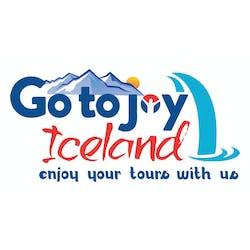Go to joy Iceland logo