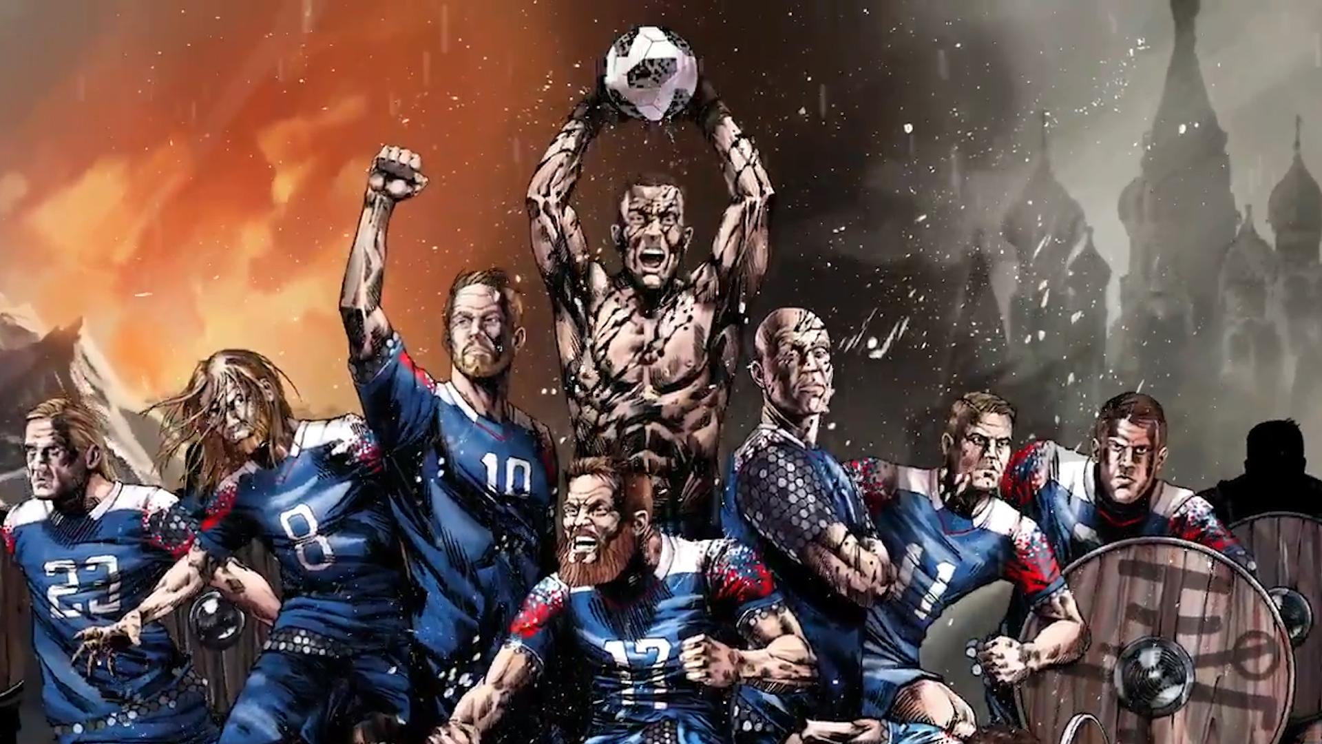 冰岛国家足球队闯入世界杯的秘密