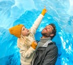 Step inside an ice cave without leaving Reykjavík city at the Perlan Exhibition Centre.