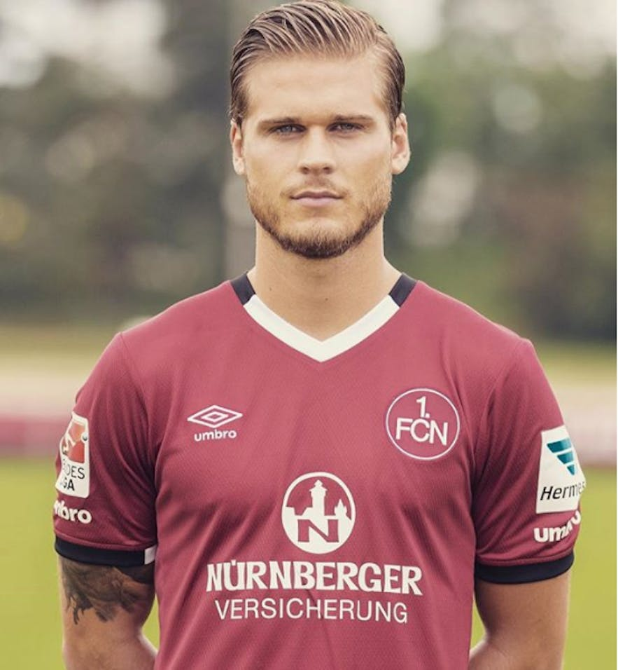 Rúrik Gíslason is a great football player
