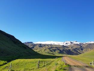 Eyjafjallajokull Hike | Climb a Volcano & a Glacier