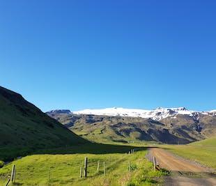 Randonnée au Eyjafjallajokull | Ascension d'un volcan & marche sur glacier