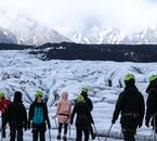 Demi-journée de randonnée sur glacier | Réserve naturelle de Skaftafell