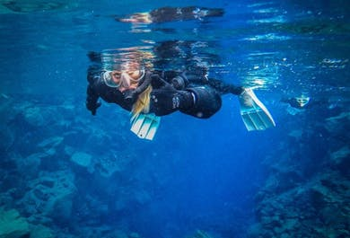 Golden Circle with Kerid Crater & Snorkelling in Silfra | Small Group Experience