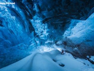 3 dni, budżetowo | Zimowe zwiedzanie Golden Circle, południa, lodowców i jaskini lodowej