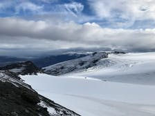 エイヤフィヤトラヨークトル氷河