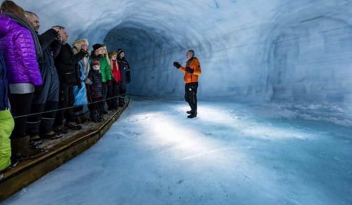Essentiels en famille | Pack Cercle d'Or, Tunnel de glace et Observation des baleines