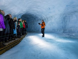 Family-Friendly Tour Combo | Golden Circle, Into the Glacier & Whale Watching