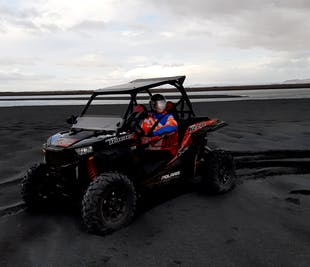 2-Hour Buggy Tour on Black Sand Beach   Departure from Hella