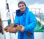 Small Group Sea Fishing Gourmet Tour | From Reykjavík