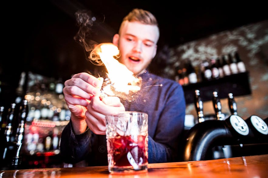 Expect Iceland's nightlife to take you by surprise; this city can be a lively one on weekend nights!