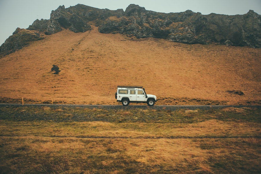 冰島租車自駕